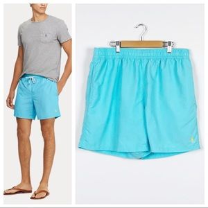"Polo Ralph Lauren • 5½"" Traveler Swim Trunk"